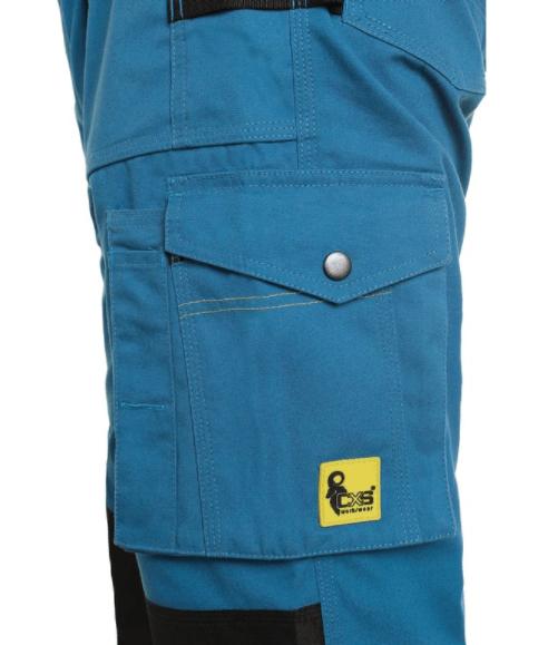 kolenacky-stretch-modre