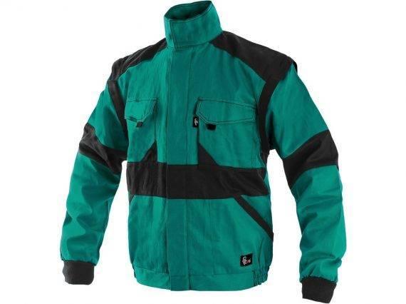 luxy-eda-pracovna-bluza-zelena-idmshop-cxs