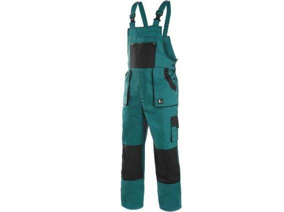 luxy-robin-pracovne-nohavice-na-traky-idmshop-zelene-cxs