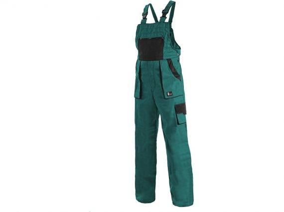 luxy-sabina-pracovne-nohavice-traky-damske-zelene-idmshop-cxs
