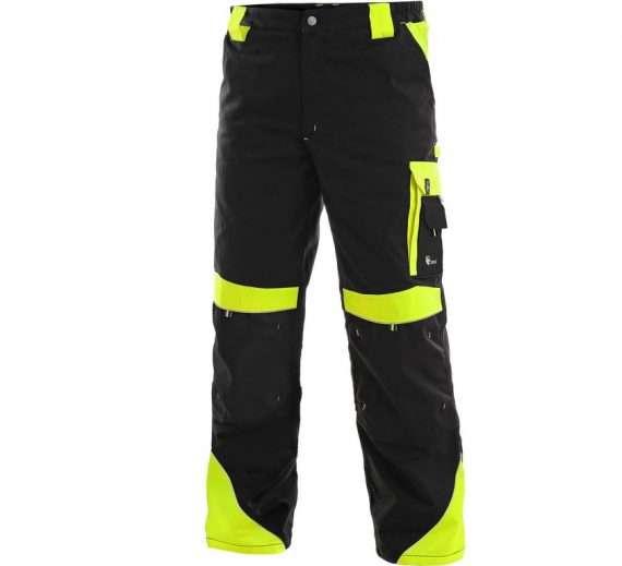 sirius-brighton-zlte-pracovne-nohavice-idmshop