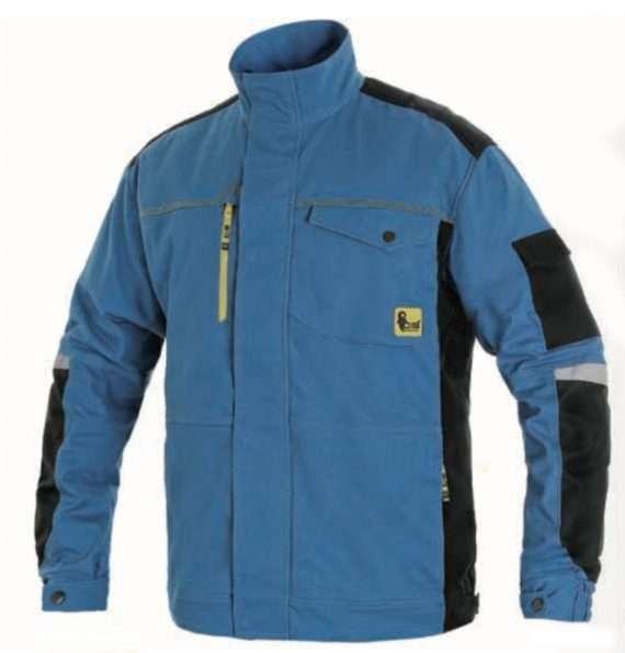 stretch-bluza-modra-idmshop-pracovna