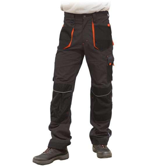 pracovne-nohavice-formen-leberhollman-idmshop-sedo-oranzove-nove