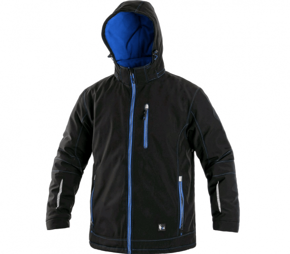 kingston-bunda-pracovna-softhsellova-cierno-modra-zimna-idmshop