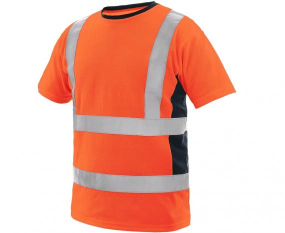reflexne-tricko-oranzove-idmshop-pracovne-odevy-slovensko