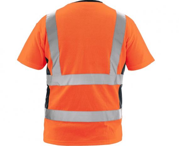 reflexne-tricko-oranzove-zo-zadu-pracovne-pracovne-odevy-idmshop-cxs-exeter
