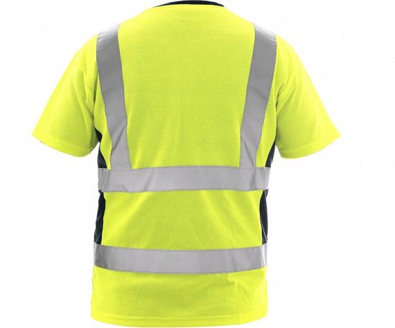 reflexne-tricko-pracovne-odevy-idmshop-zo -zadu-zlte-exeter-cxs