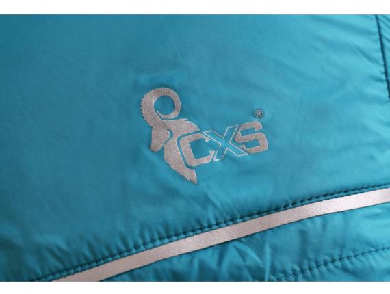 bunda-salem-sportova-volnocasova-cxs-logo-detail